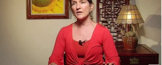 Dee Marie at Yoga International