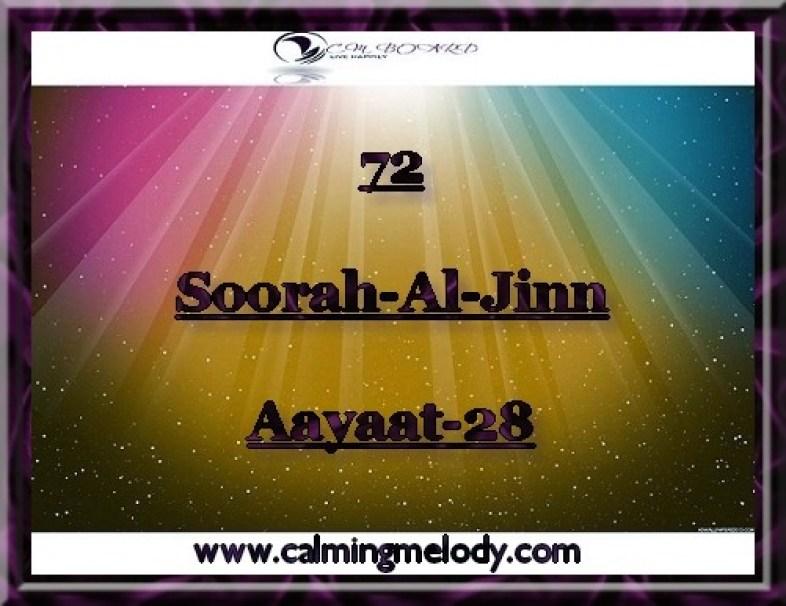72-Soorah-Al-Jinn-Aayaat-28
