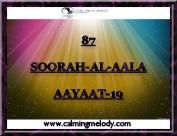 87-SOORAH-AL-AALA-AAYAAT-19
