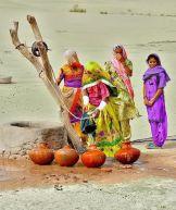sindhi women