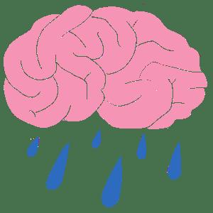 calming my storm logo, nonprofit, teens, women, concussion, migraine
