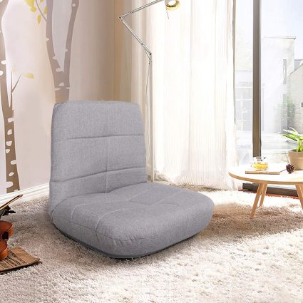 Crestlive Products Adjustable Floor Chair