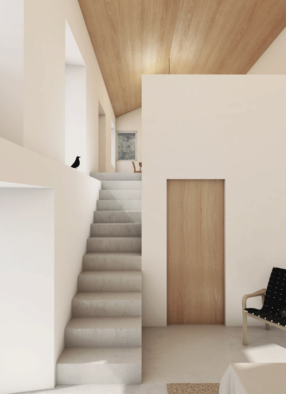 Interior of Casa das Figueiras