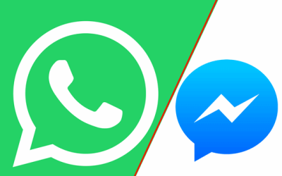 WhatsApp or Facebook – which is No. 1?