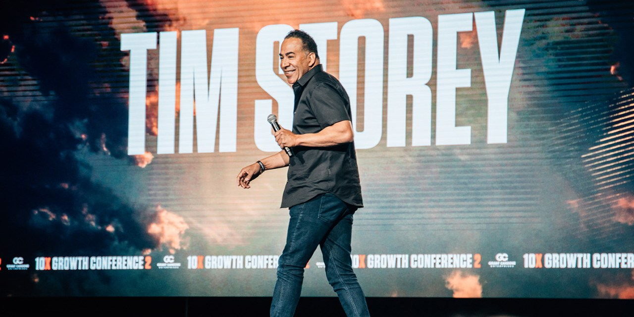 21: Tim Storey | Life Coach to the Stars, Acclaimed Author, Motivational Speaker