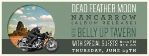 Dead Feather Moon and Nancarrow at the BELLY UP! @ Belly Up | Solana Beach | CA | United States