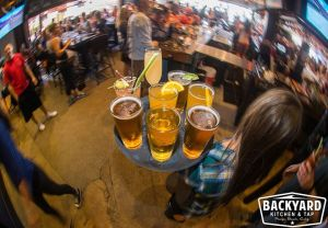 4-Course Beer Dinner w/ Lattitude 33 @ Backyard Kitchen & Tap | San Diego | CA | United States
