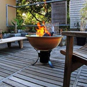 Earthfire Fire Pit