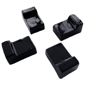 Ceramic Support Cradle - Black