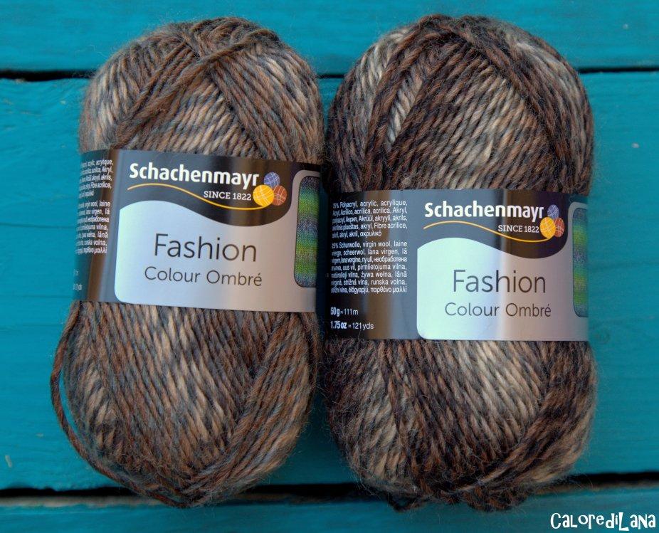 Colour Ombrè Schachenmayr - Calore di Lana www.caloredilana.com