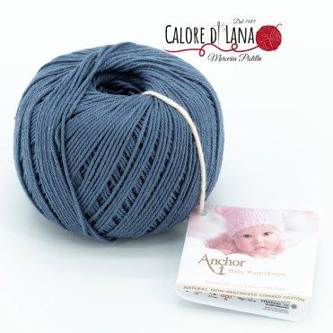 Col. 269 Anchor Baby Pure Cotton - Calore di Lana www.caloredilana.com