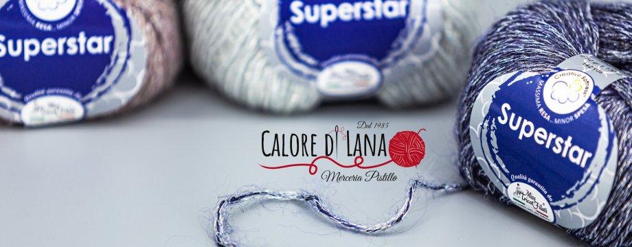 Superstar Miss Tricot Filati - Calore di Lana www.caloredilana.com