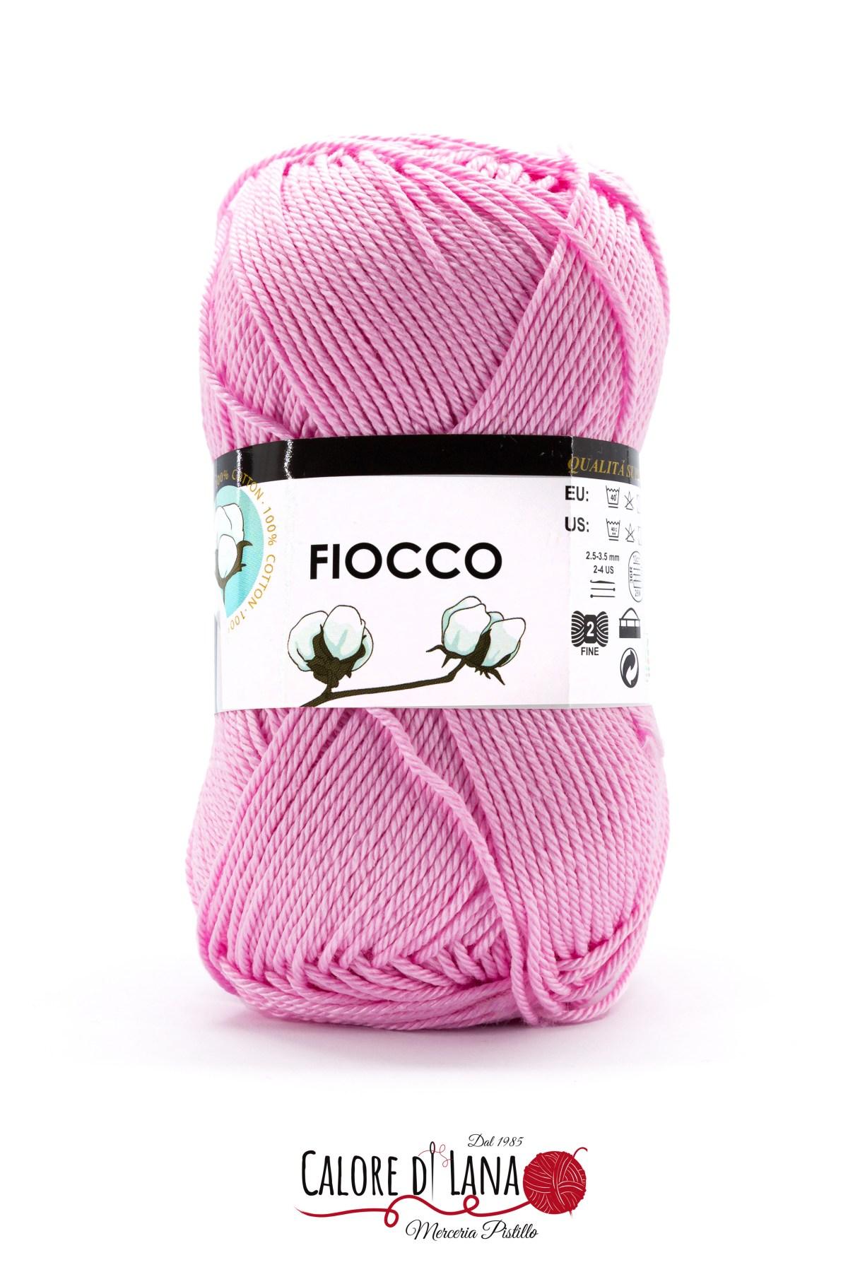 Cotone Fiocco - Calore di Lana www.caloredilana.com