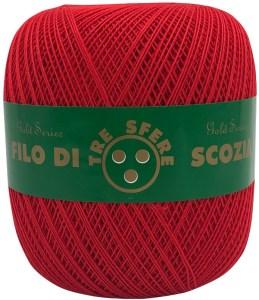 Cotone Filo di Scozia per uncinetto tit. 12 - Calore di Lana www.caloredilana.com