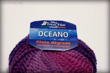 Filato Dègradè Oceano Miss Tricot Filati - Calore di Lana