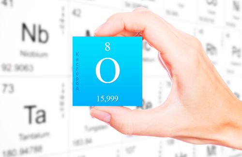酸素の全体的な特徴