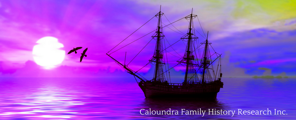 Caloundra Family History Research Inc