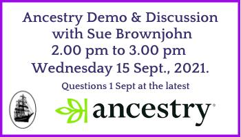 Ancestry demo