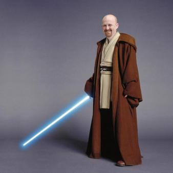 Chris 'Obi Wan' Lewis - Nothing funny for this one, it is my blog after all!!