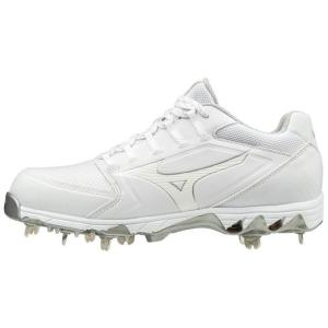 MIZUNO 9-SPIKE SWIFT 6 LOW WOMEN'S METAL SOFTBALL CLEAT