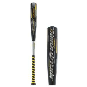 MIZUNO NIGHTHAWK HYBRID BBCOR BASEBALL BAT