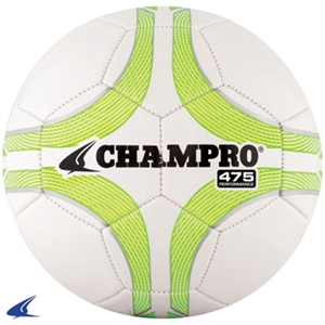 CHAMPRO FORCE PRECISION MACHINE STITCHED SOCCER BALL
