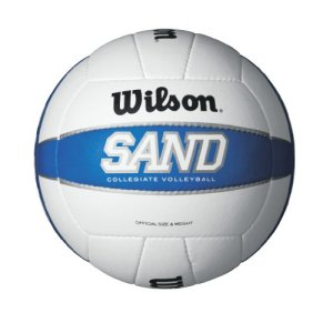 WILSON COLLEGIATE SAND OUTDOOR VOLLEYBALL