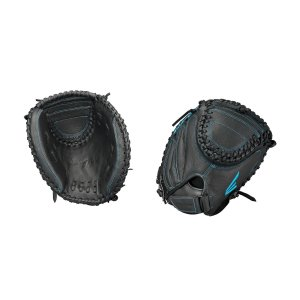 "EASTON BLACK PEARL FASTPITCH CATCHER'S 33"" GLOVE"