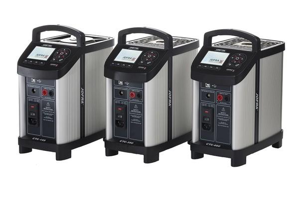 Jofra CTC Series Temperature Calibrators