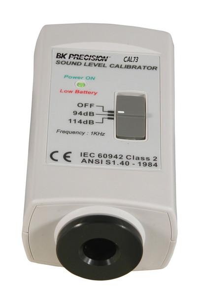 B&K Precision CAL73 Acoustic Calibrator
