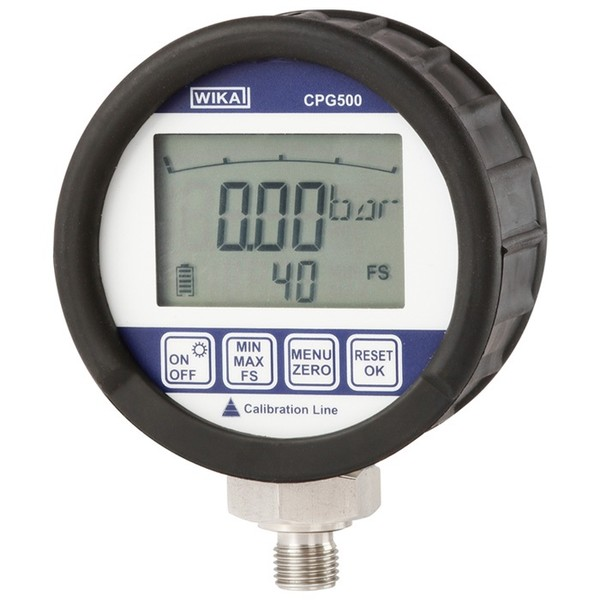 Wika CPG500 Precision Digital Pressure Gauge