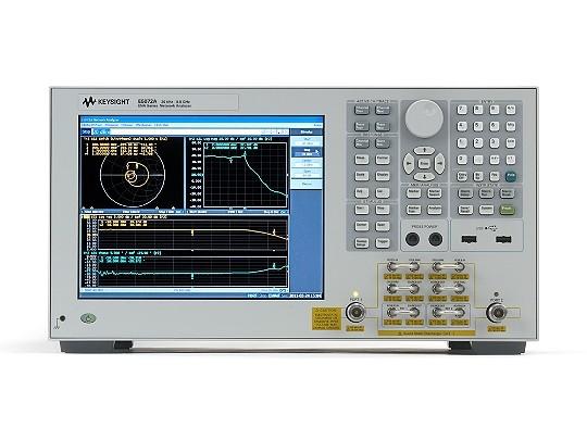 Agilent/ HP E5072A ENA Series Network Analyzer