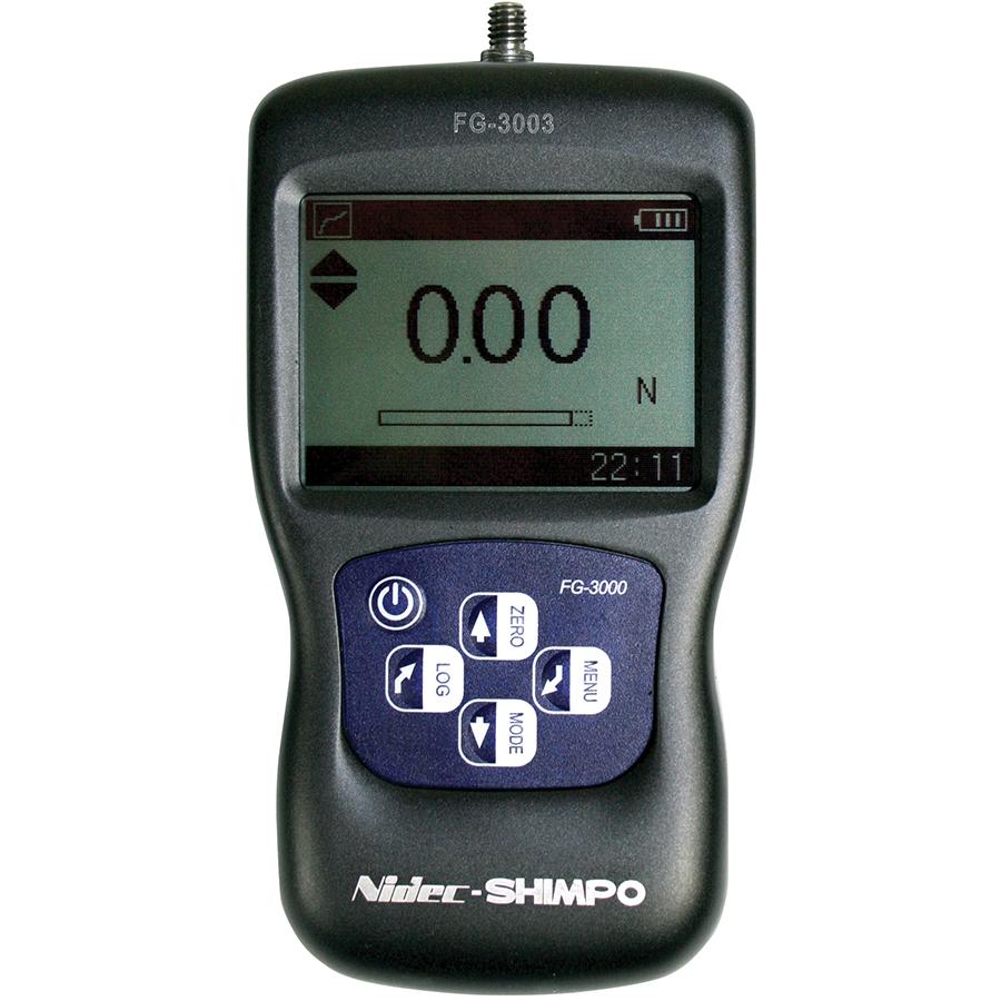Shimpo FG-3000 Series Digital Force Gauge