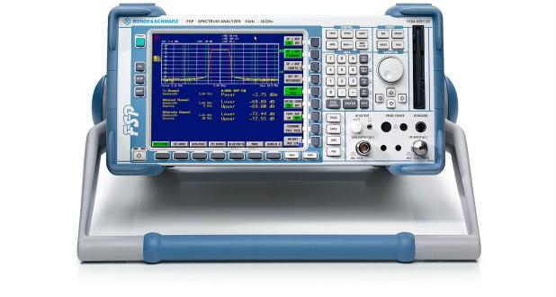 Rohde & Schwarz FSP3 Spectrum Analyzer, 9 kHz to 3 GHz