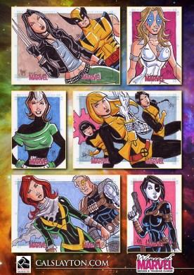 Women of Marvel 01
