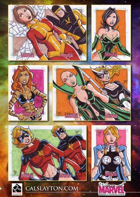 Women of Marvel 05