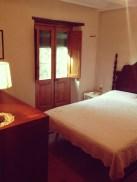 Dormitori doble a la primera planta / Dormitorio doble en la primera planta