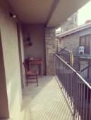 Eixida / Balcón