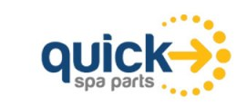 Need Spa parts - Visit us at www.QuickSpaParts.com