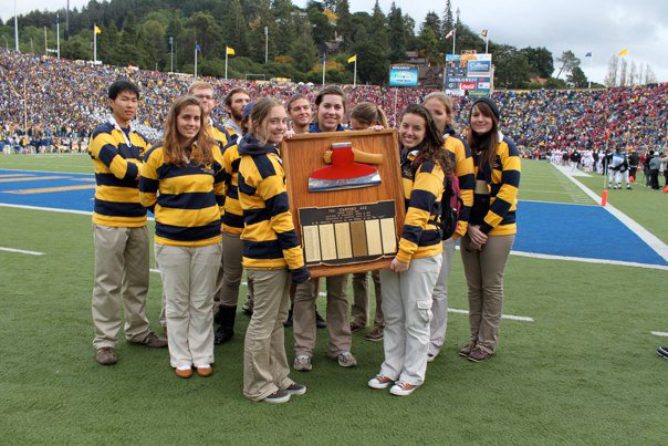 University Of California Spirit Groups Official Site