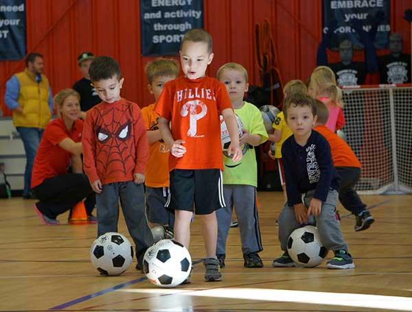 Preschool Soccer