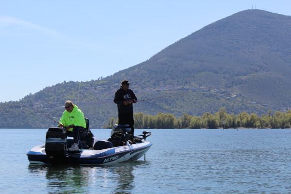Clear lake berryessa among nation 39 s best for Take me fishing lake locator