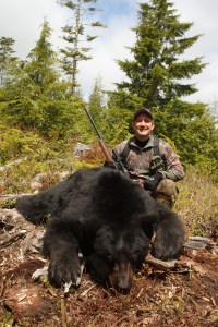 CS correspondent Scott Haugen was added as a host on the Outdoor Channel for an Alaska-themed show. (SCOTT HAUGEN)