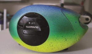 Customized Shimano Reel