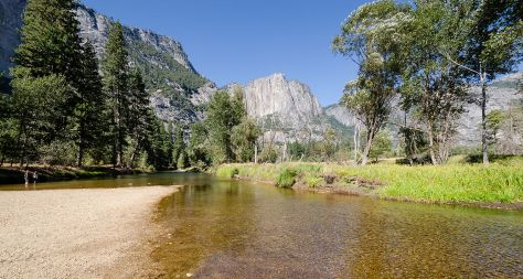 Merced River photo by Tuxyso / Wikimedia Commons.