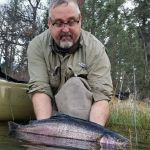 Countdown To Trout Opener: Kayaking To Big Fish
