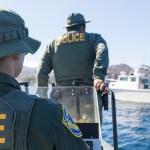 CDFW On Patrol During Lobster Season Opener