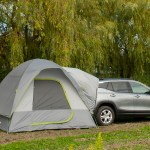 Take The 'Backroadz' In Style With A Napier SUV Tent