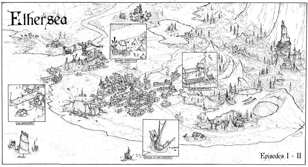 Ethersea Prologue Maps Episode 1/2 - Imgur