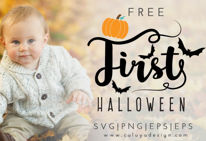first halloween free SVG
